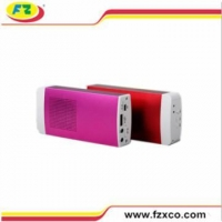 China Bluetooth Best Portable Wireless Outdoor Speakers on sale