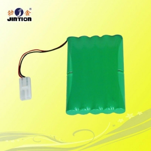 China Ni-Mh AA 1800mAh 12v Rechargeable battery pack on sale