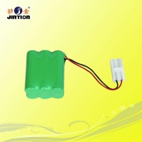 Ni-Mh AA 7.5V 1600mAh Rechargeable Battery Packs for Two way radio