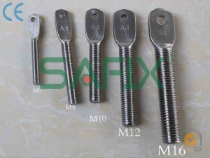China Stone Cladding Fixings Flat Head Bolt/ Extension Arm on sale
