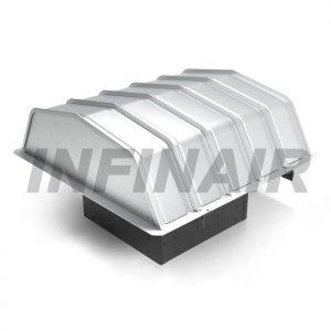 China Roof Top Axial Fan-YFRTX on sale