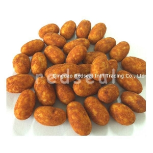 China Spicy coated peanut on sale