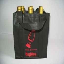 China nonwoven wine bag on sale
