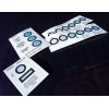 China Humidity Indicator Cards (HIC) for sale