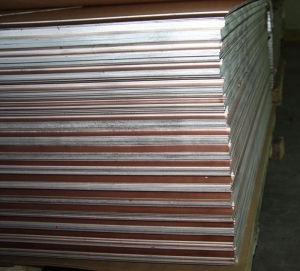 China Flexible copper clad aluminum laminate on sale