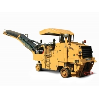 Articulated Trucks PM102 Wheel Undercarriage Cold Planer