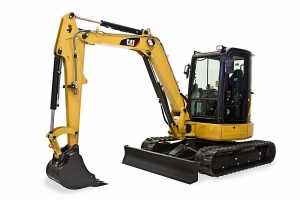 China Articulated Trucks 303.5E2 CR Hydraulic Excavator on sale