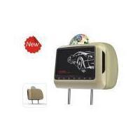 China VCAN0313 Mercedes-Benz 9 Inch Headrest DVD Player GAME FM IR SD USB DIVX on sale