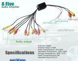 China Audio Distribution signal Splitter Amplifier distribute 5 Output on sale
