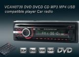China VCAN0739 DVD DVCD CD MP3 MP4 USB car radio compatible player on sale