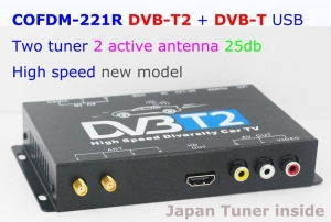 China COFDM-221R HD Wireless Video Receiver COFDM AV 1080P Transmission image Transceiver CVBS 170~900Mhz on sale