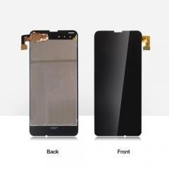 China Genuine good quality lcd assembly for nokia black color lumia 630 on sale