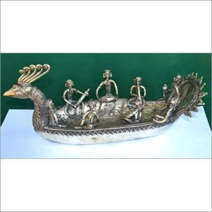 China Handicrafted Iron Boat on sale