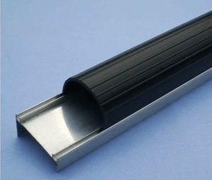 China Multi shaped rubber extruded garage door weather seal on sale