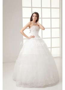 China Fashion Styles Ball Gown Floor Length Sweetheart Wedding Dresses on sale