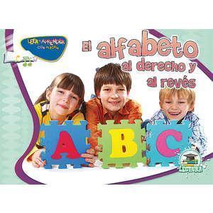 China ELL/ESL El alfabeto al derecho y al reves Lap Book TCR416231 on sale