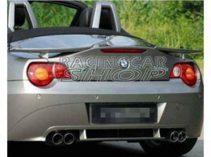 China HM Style Fiber glass Trunk Spoiler fit for BMW Z4 E85 Roadster on sale