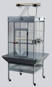 China Prevue Wrought Iron Playtop Cage - Small on sale