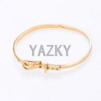 China Italian style fashion bangle with IP gold Item Code: SZ0720J on sale