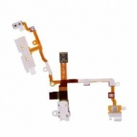China For iphone 3GS Headphone Jack Flex Cable White on sale