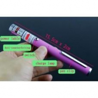 China 2014 New USB Charge Powerful Laser Pointer Green Light Pen 5mw 532nm Built-in Lithium Battery on sale
