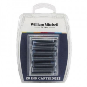 China William Mitchell Universal Assorted Color Calligraphy Ink Cartridges on sale