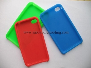 China silicone cover for mobile phone on sale