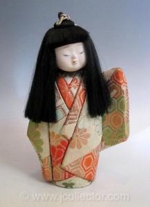 China Japanese Kimekomi Dancer Doll - JN5M1725 on sale