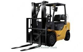 China LPG forklift truck on sale