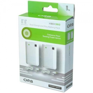 China XBOX 360 Dual Charge and Play Battery Pack on sale