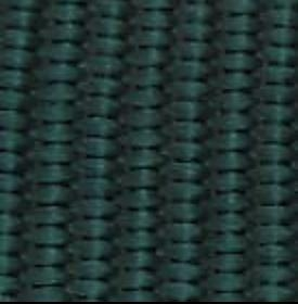 China Nylon Webbing  477 Hunter Green Woven Nylon Webbing on sale