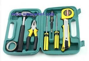 China NO.140 9 Pcs of Car Repair Tool Set/ Car Emergency Tools on sale