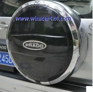 China TY1036 OEM Spare Tire Cover For Toyota Prado FJ120 03-09 on sale