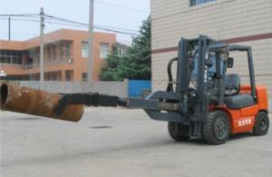 China Forklift charging manipulator on sale