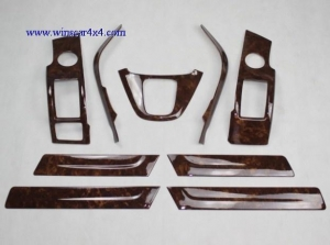China HD2263 Wooden Dashboard Kit For Honda CRV 07-10 on sale