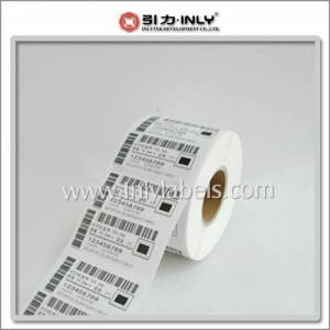 China Barcode labels on sale