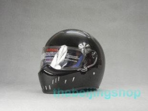 China Star War Style Motorcycle DOT Full Face Helmet Black (type 2) on sale