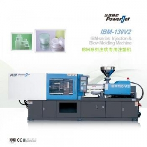 China IBM-130V2 IBM-series injection & blow molding machine on sale