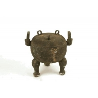 China Bronze Incense Burner Home Accessories on sale