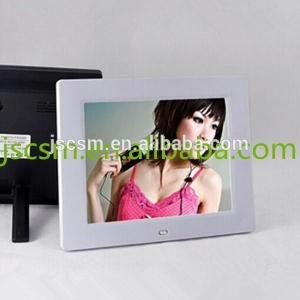 China China Manufacturer 8 Inch Open Hot Sexy Girl Photo Or Photo Picture Frame on sale