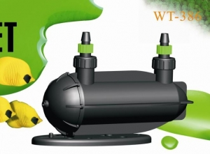 China UV Steriliser series-WT-386 Ultra Violet Steriliser 5W、9W on sale