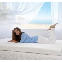 Mainstays Extra-Firm Pillows Spa Sensations Memory Foam Mattress Topper
