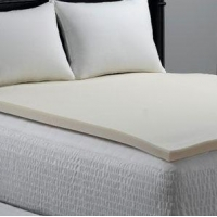 Lasting Freshness Pillows Beautyrest Bed Bug Resistant Memory Foam Topper