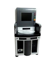 China Double station ultraviolet laser marking machine on sale