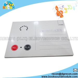 China GC-05 Voice recordable post card on sale