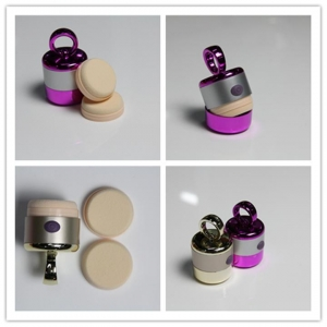 China Electric Vibration Beauty Makeup Powder Puff on sale