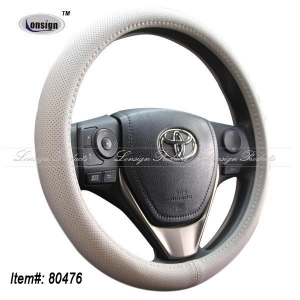 China Fake Leather Steering Wheel Cover on sale