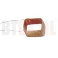 Phone vibration motor coil