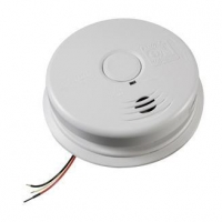 Worry-Free Hardwired Interconnect Smoke Alarm Sealed Lithium Battery Backup I12010S