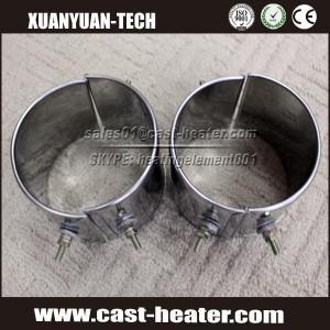 China SUS304 Mica band heater on sale